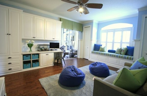 Tips for Designing a Fun and KidFriendly Family Room The Foam