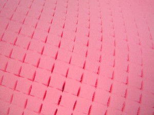 Anti-Static Pick and Pull Grid Foam