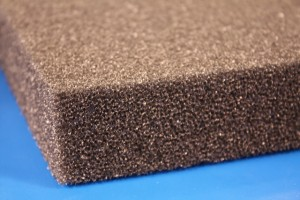 Ether-Based Filter Foam