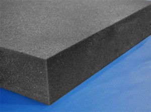 Ether-Based Charcoal Foam