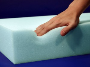 Firm Open-Cell Lux Foam