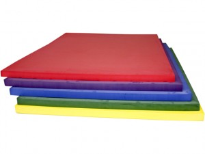 Colored XLPE Foam Sheets