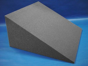 36 ILD Open-Cell Charcoal Foam