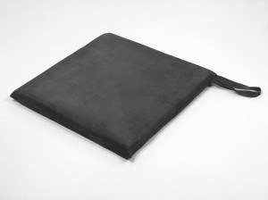 Firm Lux Pad With Suede Cover & Handle