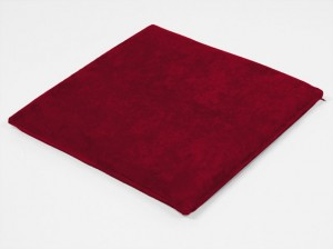 "Lux Foam Pad With ""Lipstick"" Suede Cover"