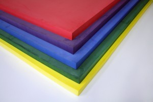 Colored XLPE Foam Padding
