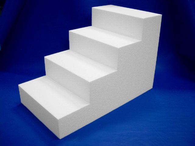 Charmant Lightweight Polystyrene Pet Steps