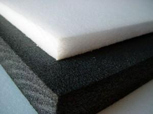Impact-Absorbing Polyethylene Sheets