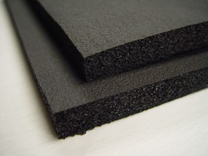 Durable Closed-Cell Gym Rubber