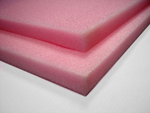 Anti-Static Polyethylene Packaging Foam
