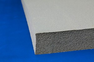Gray Gym Rubber Landing Layer