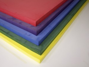 Colored XLPE Sheets