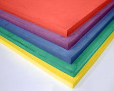 Cross Linked Polyethylene Foam Closed Cell Foam Padding