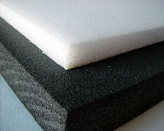 Polyethylene Foam Roll Tubes Polyethylene Closed Cell